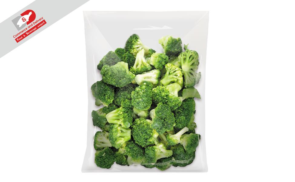 Broccoli frozen 2.5kg