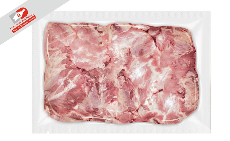 Pork frozen