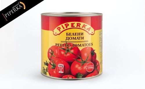 Tomato peeled 2500g