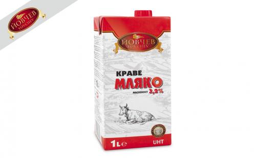 Yovchev Milk 3.2% fat 1l