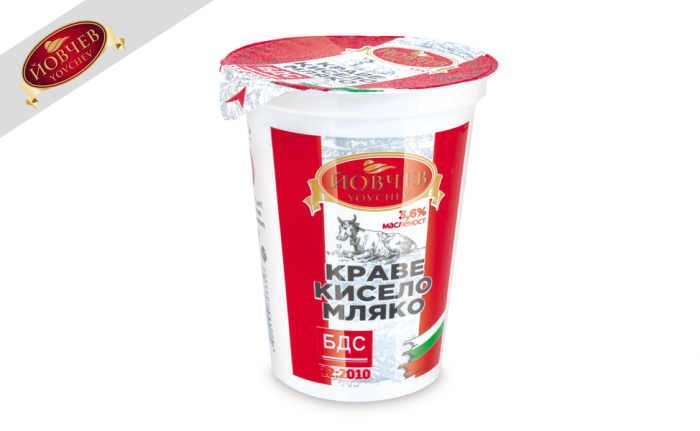 Yovchev youghurt BDS 3.6% fat 400g